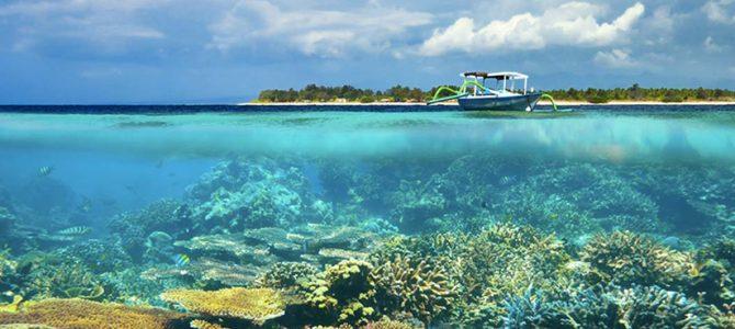Bali to Gili Meno