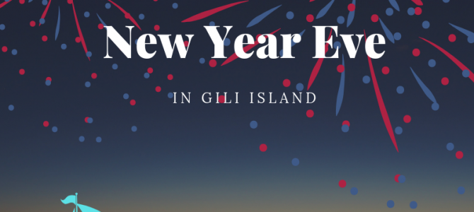 New Year's Eve in Gili Trawangan
